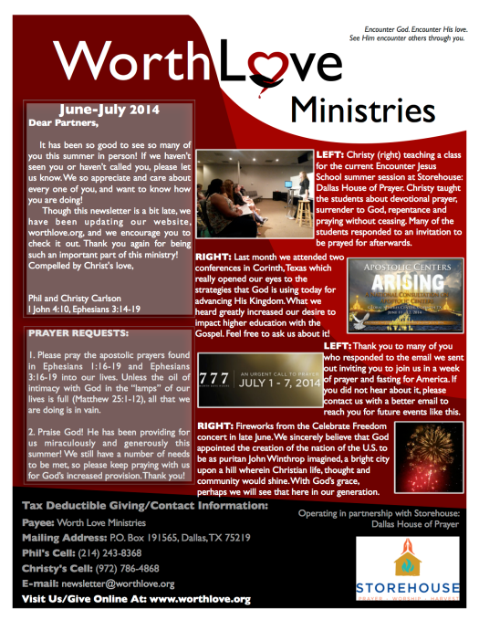 WLM newsletter - digital july 2014